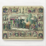 Life of Martin Luther & Heroes of the Reformation Mouse Pad