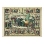 Life of Martin Luther & Heroes of the Reformation Postcards