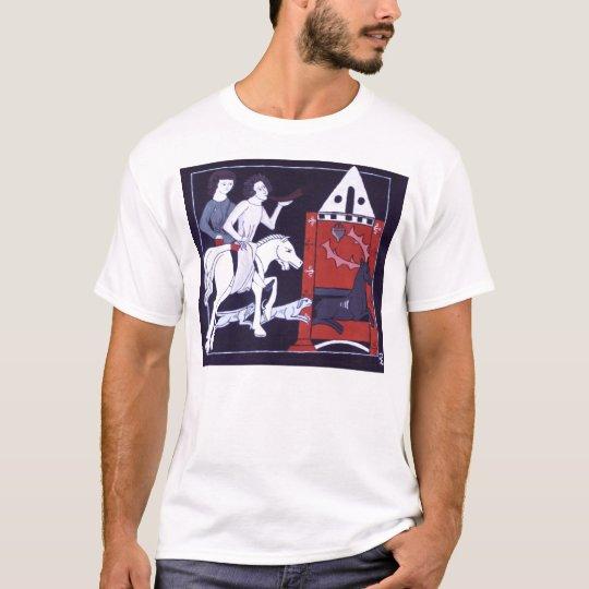 Life of Saint Denis T-Shirt
