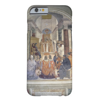 Life of St. Benedict (fresco) (detail) Barely There iPhone 6 Case