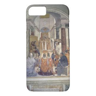 Life of St. Benedict (fresco) (detail) iPhone 8/7 Case