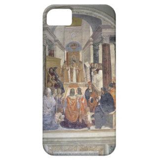 Life of St. Benedict (fresco) (detail) iPhone SE/5/5s Case