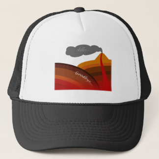 Life of Subduction Trucker Hat