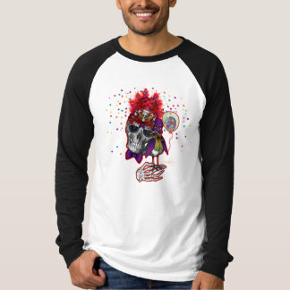 Life Of The Party Skull Shirt