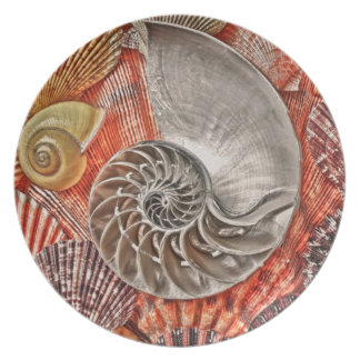 Life of the Sea Dinner Plate