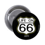 Life On 66 Button