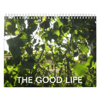 Life on a farm calendar