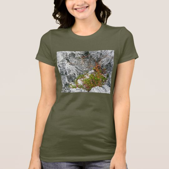 Life On A Fossilized Reef T-Shirt