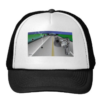 Life On A Highway Trucker Hat