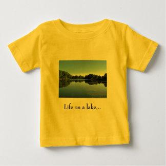 Life on a lake Infant T shirt