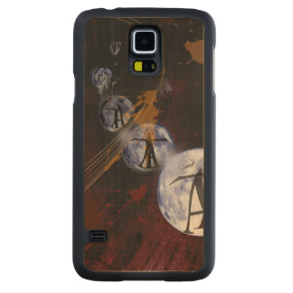 Life on Mars 2014 Carved Maple Galaxy S5 Slim Case