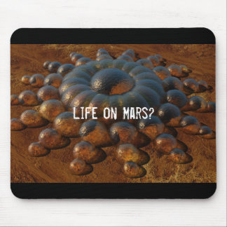 Life on Mars? Mouse Pad
