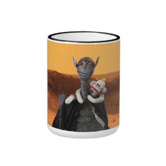 Life on Mars Ringer Mug