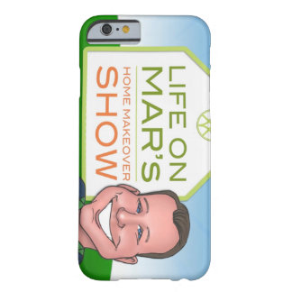 Life on Mar's: The iPhone Case