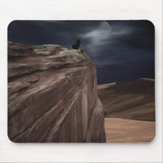 Life on mars (The Wasteland) Mouse Pad