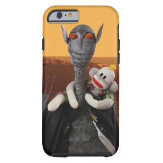 Life on Mars Tough iPhone 6 Case