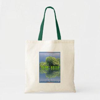 LIFE ON PLANET EARTH TOTE BAG