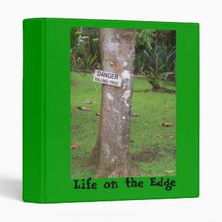 Life on the Edge Binder