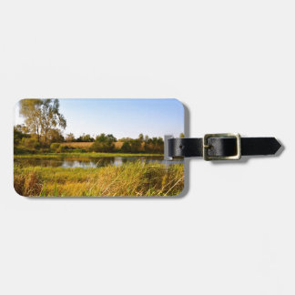 Life on the Pond Luggage Tag