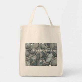 Life on the Rocks Tote Bag