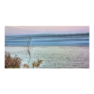Life on the Shore Photo Greeting Card