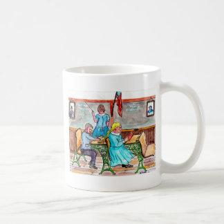 Life On The Stoop Coffee Mug