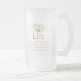 Life, Opinion of Myself Mug