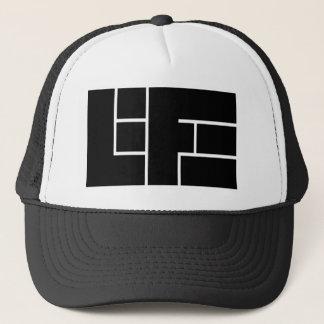 life or lie trucker hat