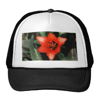Life Pattern For People Who Live Life Fully Trucker Hat