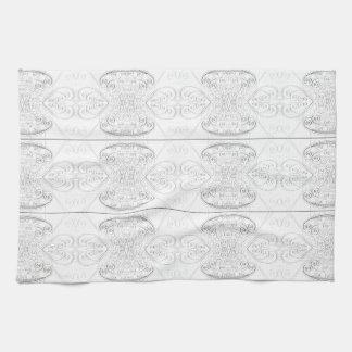 Life Pattern nr 4 Towel