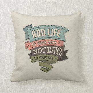 Life Pillows