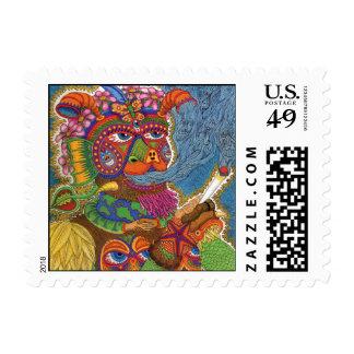 Life  postage stamp