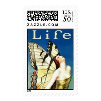 LIFE / Postage Stamps