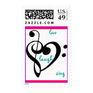 Life Postage Stamps