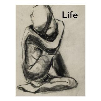 Life Postcard