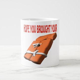 Life Preserver Extra Large Mug