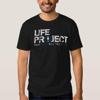 Life Project RPG Black Tshirt