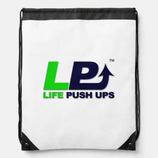 Life Push Ups Gym Bag Backpacks