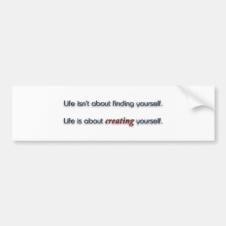 Life Quote by George Bernard Shaw Bumper Sticker