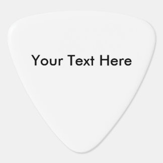 Life Quote Guitar Pick