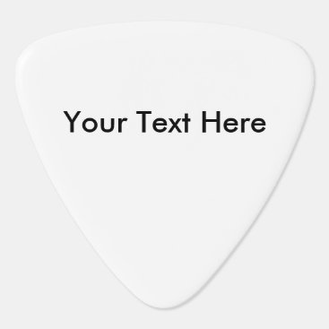 Valentines Themed Life Quote Guitar Pick