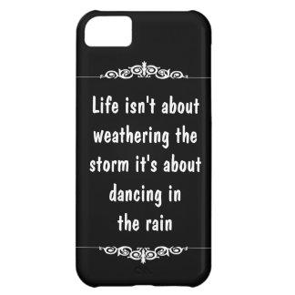 Life Quote iPhone 5 Case
