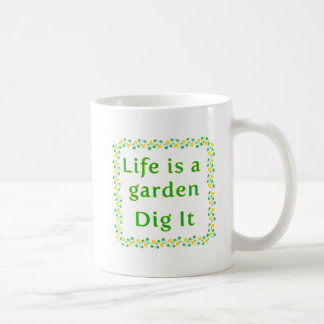 Lifes A Garden Dig It Gifts On Zazzle