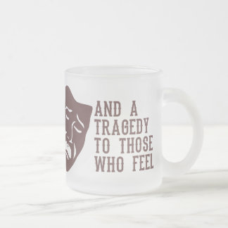 LIFE quote mug - choose style & color