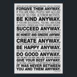 """Life Quotes Poster<br><div class=""""desc"""">Life Quotes Poster</div>"""