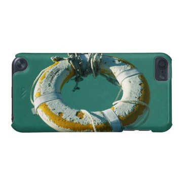 Beach Themed Life Ring iPod Touch (5th Generation) Case