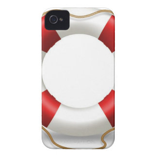 Life Ring Preserver iPhone 4 Case-Mate Case