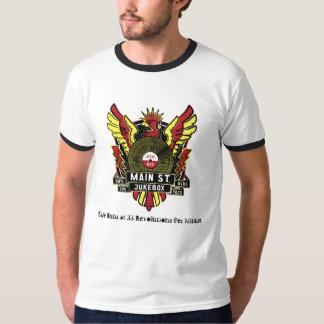 Life Runs at 33 Revolutions Per Minute T-Shirt