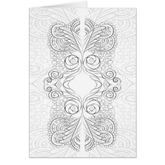 Life´s Pattern nr11 Card