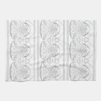 Life´s Pattern nr13 Towel